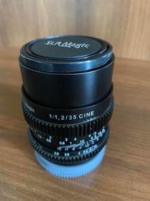 Lente Slr Magic Cine 35mm F 1.2 Para Sony E-mount