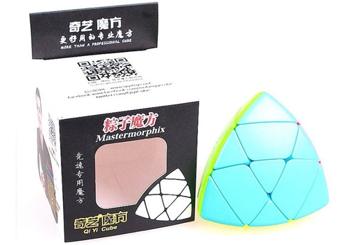 Cubo Rubik Qiyi Mastermorphix 3x3x3 !super Oferta!