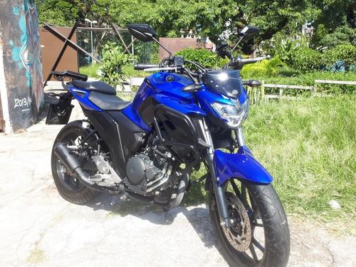 Yamaha Fazer 250 Fz25 Abs