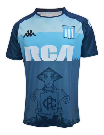 Camiseta Alternativa La Academia Racing Kappa 2018 Original