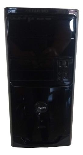 Computador Montado Dual Core 4gb Hd 160gb Windows 7 _ Frete