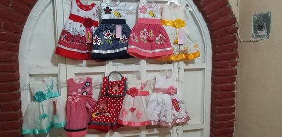 Vestidos Niña 6 Piezas