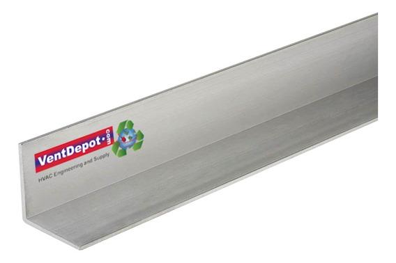 Unión De Aluminio Para Panel Solar, Mxaec-005, Angulo 1 1/2