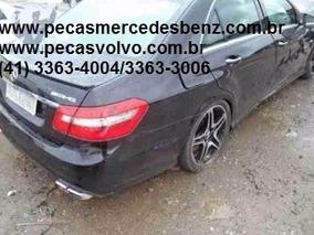 Mercedes E63 Amg E350 E250 Sucata/peças/motor/retrovisor