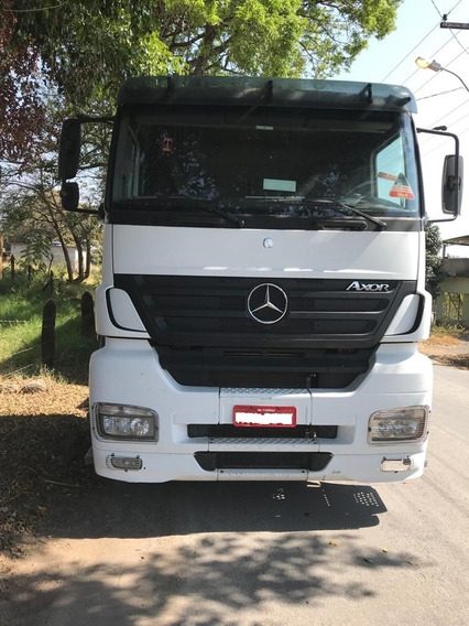 Cavalo Mecânico Mercedes Benz Axor 2540 6x2 + Carreta