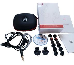 In Ear Trn V80 + Estojo + Kit Memória - 8 Drives - Original