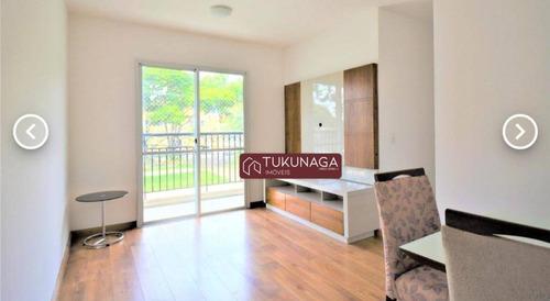 Apartamento À Venda, 63 M² Por R$ 430.000,00 - Vila Moraes - São Paulo/sp - Ap5076