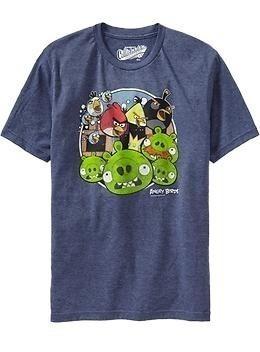 Remera Angry Birds Old Navy Talle Xxl Importada Nueva!
