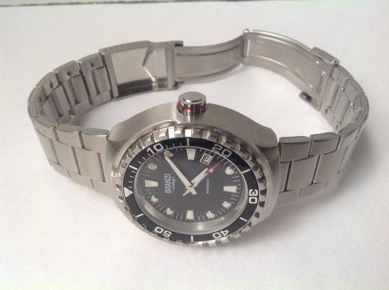 Reloj Branzi Orologi By Citizen Automático Deportivo