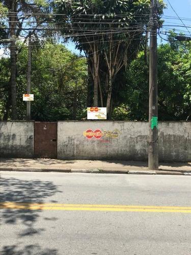 Imagem 1 de 7 de Terreno Comercial - Núcleo Residencial Doutor Luiz De Mattos Pimenta - Te3085