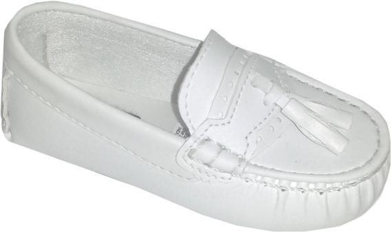 Sapato Masculino Mocassim Bebê Menino Infantil Tam 14 Ao 32