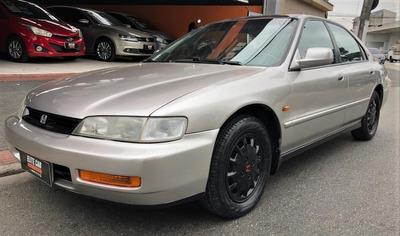 Honda Accord Ex-r 16v Gasolina 4p Automático 1996
