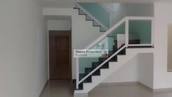 Limão - Zn/sp - Sobrado 3 Dormitórios - 2 Vagas - R$ 630.000,00 - So0495