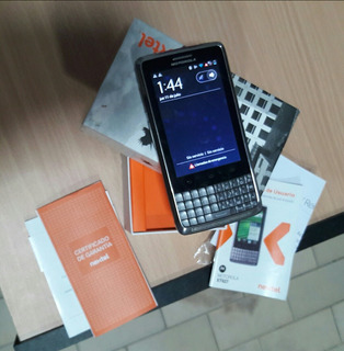 Motorola Kairos Doble Sim Personal Claro-a Reparar!! Liquido