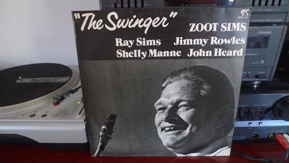 Lp Zoot Sims - The Swinger - 1981