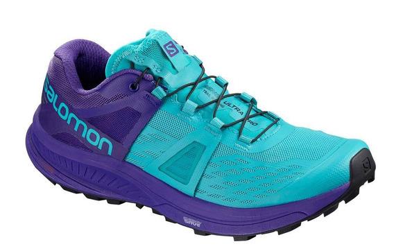 Tênis Salomon Sense Ultra Pro Fem Azul/roxo Salomon