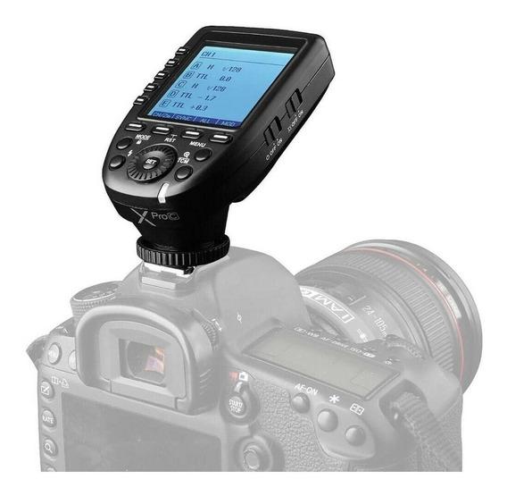 Radio Flash Godox Xpro C Wireless Canon