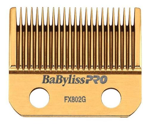 Imagen 1 de 4 de Cuchilla De Repuesto Para Clipper Goldfx. Fx802g