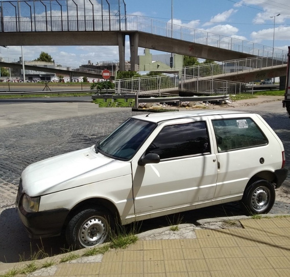 Fiat Uno Cargo Van Fire Mpi 1.3 8v