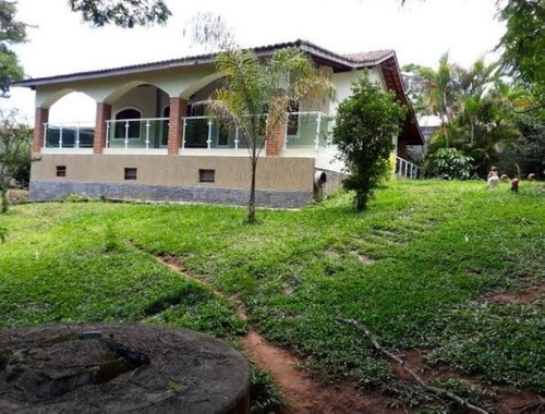 Chácara Com 4 Dormitórios À Venda, 1300 M² Por R$ 605.000 - Sun Valley - Mairiporã/sp - Ch0238