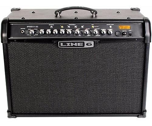 Line 6 Iv 4 Equipo Amplificador 120w 2x10 Stereo Con Efecto