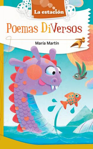 Imagen 1 de 1 de Poemas Diversos - Estación Mandioca -