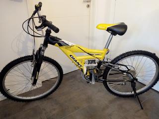 Bici Giant Serie Yd490 Ideal Niño/a De 10 A 14años