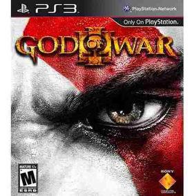 Game Ps3 Playstation 3 Ps3 God Of War 3