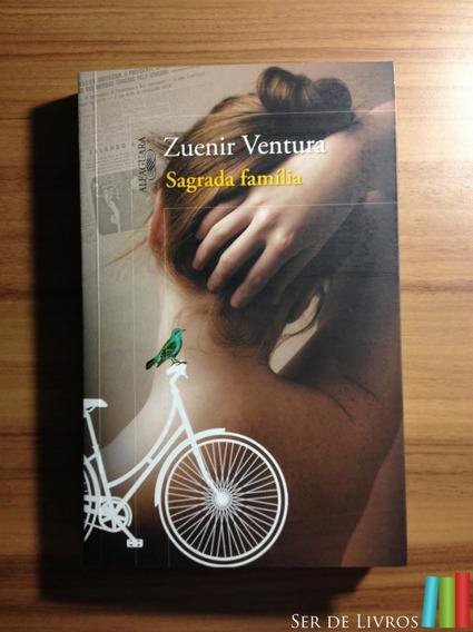 Livro Sagrada Família Ventura,zuenir