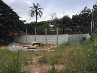 Terreno Residencial À Venda, Jardim Fátima, Guarulhos. - Te0091