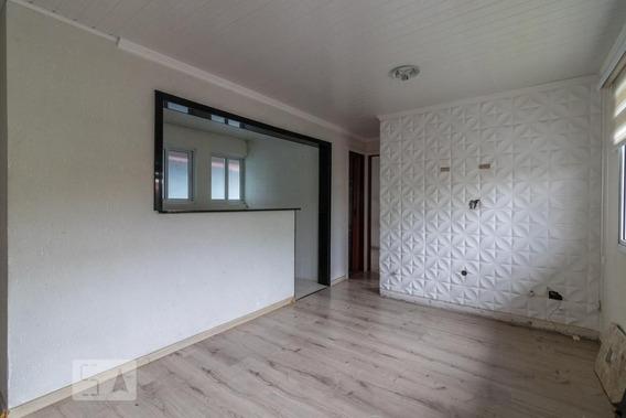 Apartamento No 1º Andar Com 2 Dormitórios E 1 Garagem - Id: 892991655 - 291655