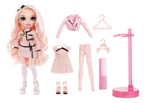 Imagem 1 de 8 de Boneca Rainbow High Fashion Bella Parker Meninas