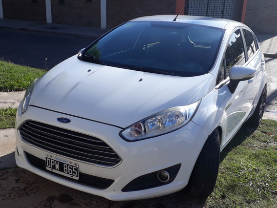 Ford Fiesta 2015 Se 1.6 Full