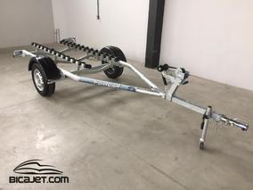 Reboque Jet Ski Fortcar Galvanizado Berço Roletado - 2019