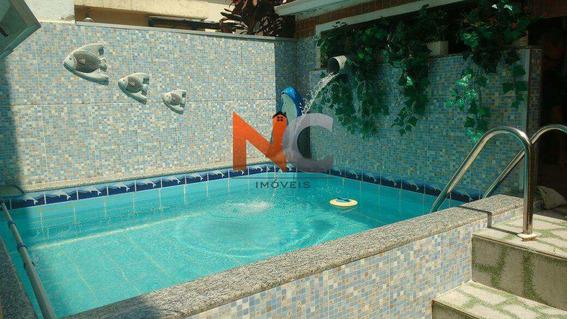 Casa Com 3 Dorms, Engenho Novo, Rio De Janeiro - R$ 550 Mil, Cod: 609 - V609