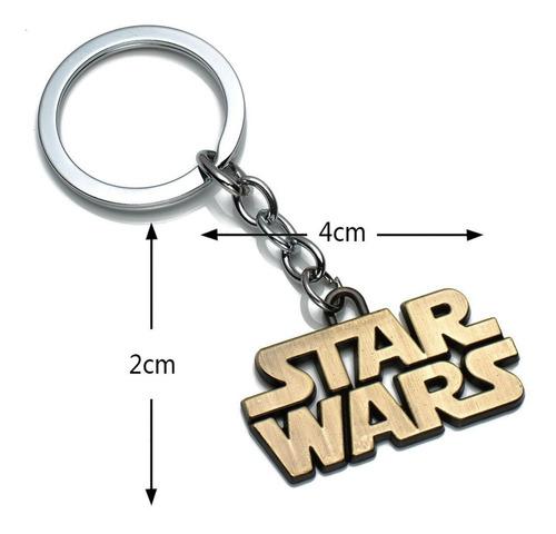 Llavero Star Wars Metálico