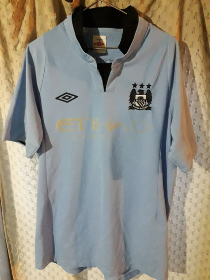 Camiseta Manchester City Nike Kun Aguero 2012