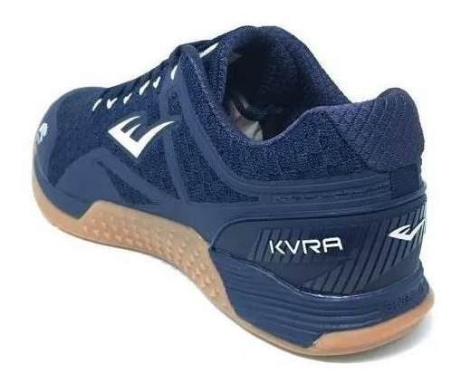 Tenis Everlast Cave Kvra Crossfit Training Marinho Original