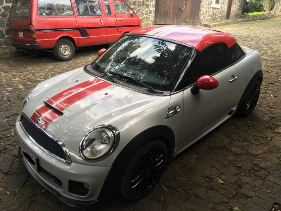 Mini John Cooper Works Coupe Hotchili Tres Puertas 2013.