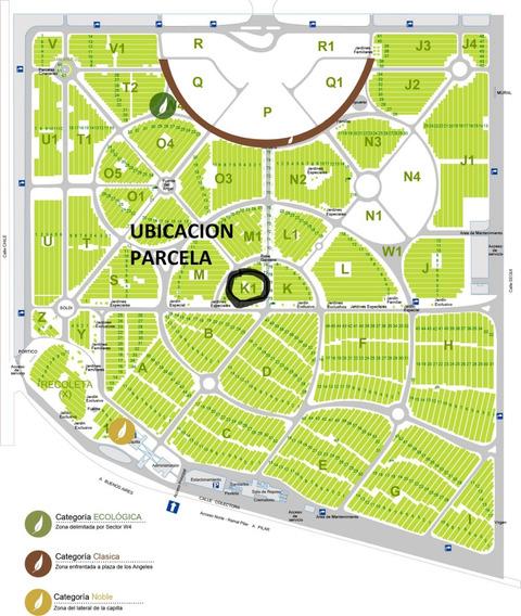 Exclusiva Parcela En Parque Memorial - Pilar