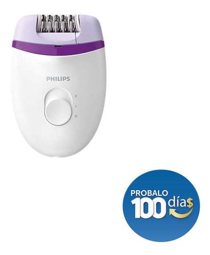 Imagen 1 de 8 de Depiladora Philips Satinelle Essential Bre225/00