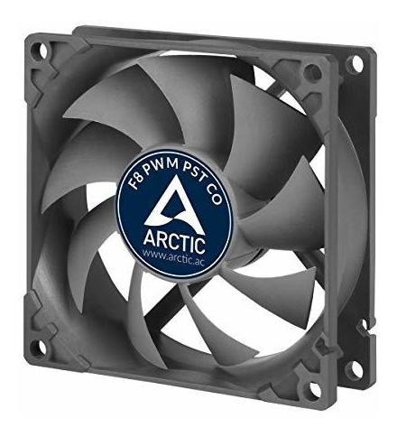 Ventilador Arctic F8 Pwm Pst Co - 80 Mm Pwm Pst Case Fan For