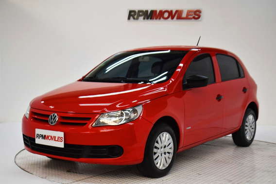 Volkswagen Gol Trend Pack 1 Plus Aa Dh Lev 5p 2012 Rpm Movil