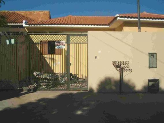 Casa Para Locação Em Presidente Prudente, Residencial Florenza, 2 Dormitórios, 1 Suíte, 2 Banheiros, 2 Vagas - 00122.003