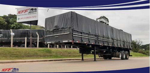 Imagem 1 de 13 de Carreta Graneleira 12,40 Mts Randon 2011