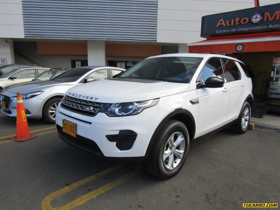 Land Rover Discovery 2.0l At