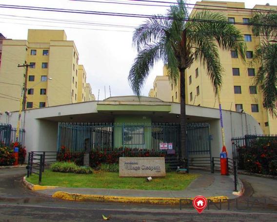 Apartamento À Venda Em Piracicaba Condomínio Residencial Village Cleopath - Ap00227 - 34006607