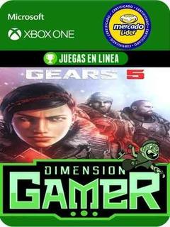 Gears 5 - Xbox One - Modo Local