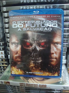 O Exterminador Do Futuro - A Salvação (blu-ray)