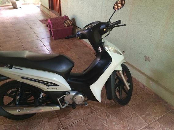 Honda Biz 125+ Ex Ferio A Disco (muito Nova)